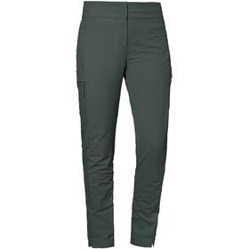 Schöffel Teisenberg Pantaloni Donna, grigio